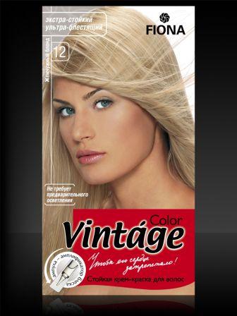 Крем-краска для волос Винтаж колор