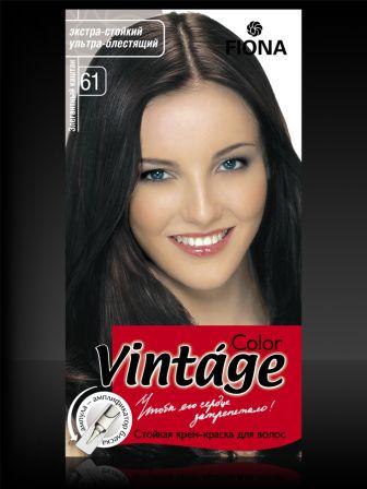 Крем-краска для волос Vintage Color